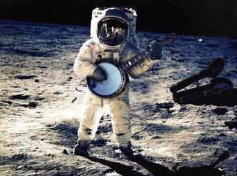 Первые на луне американцы первые люди