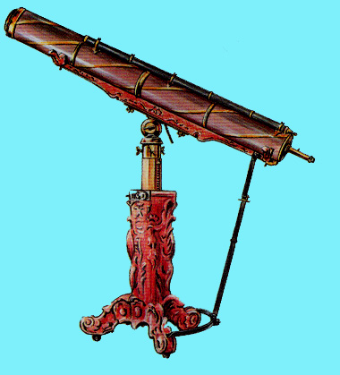 Телескоп Гюи Генса
