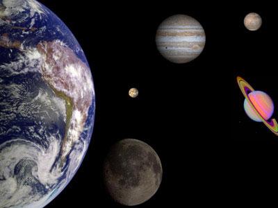 Солнечная система Солнце планеты спутники млечный путь Солнечная система