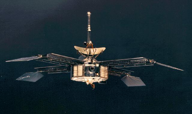 Программа для исследования космоса