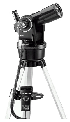 Телескопы MEADE - MEADE ETX-80AT-TC с пультом Autostar #494