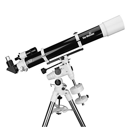 Оптическая схема, рефрактор