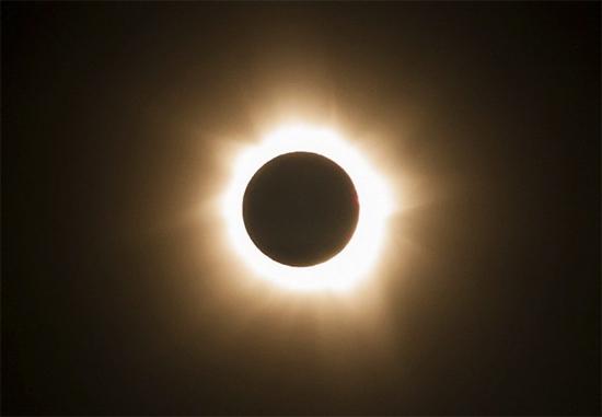 Реферат о солнечном затмении 1144