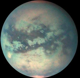 Самые загадочные спутники в солнечной системе